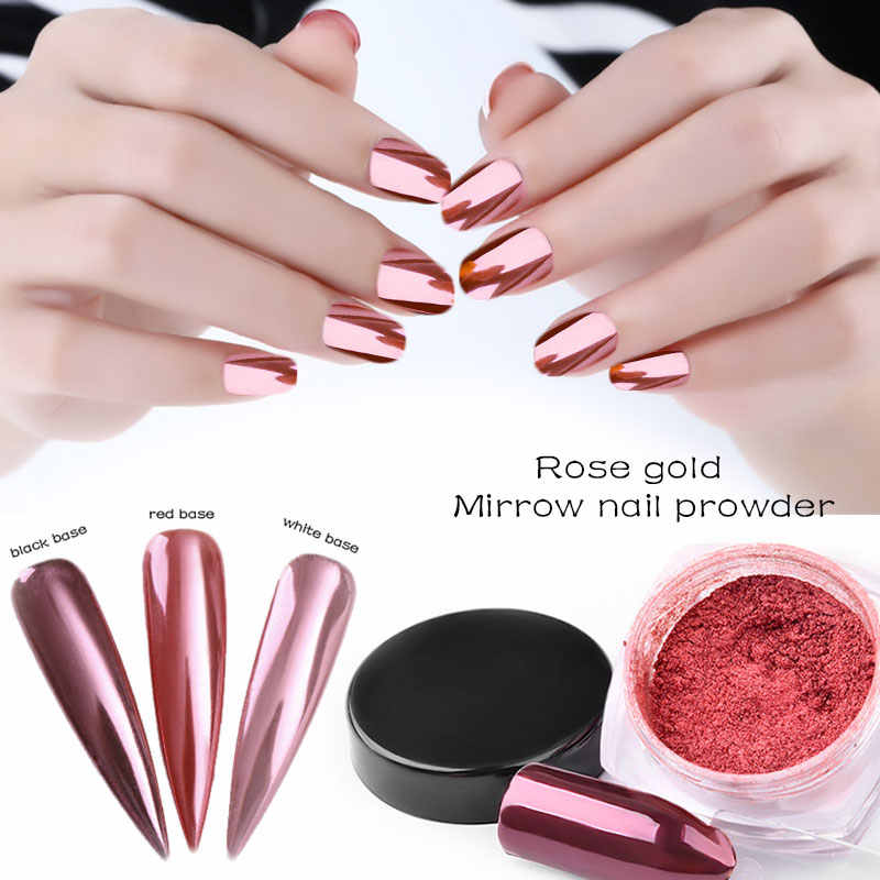 Detail Feedback Questions About 2018 New Free Shipping Mirror Nail