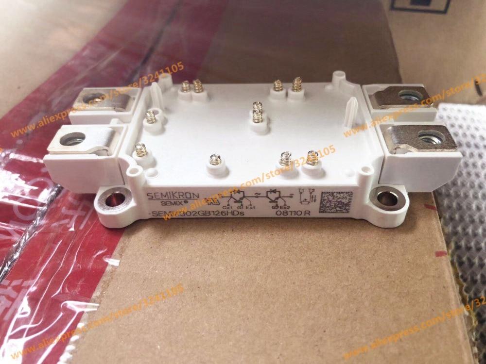 Free shipping  NEW  SEMIX302GB126HDS  MODULEFree shipping  NEW  SEMIX302GB126HDS  MODULE