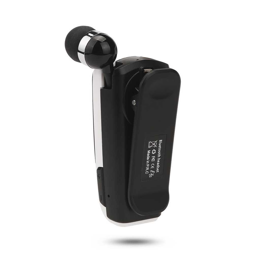Fineblue F960 Bluetooth наушники Беспроводной Handsfree гарнитура с микрофоном Звонки напомнить износ вибрации пульт на прищепке