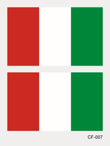 Canada Flag Tattoo