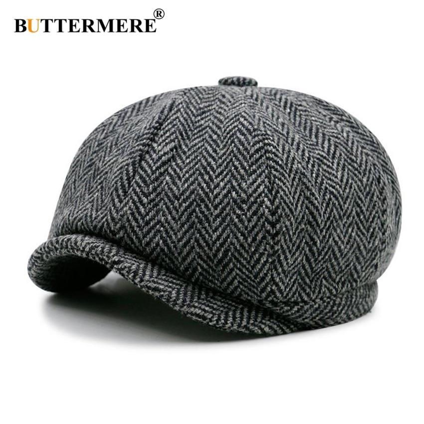 BUTTERMERE Newsboy Cap Beret Hat