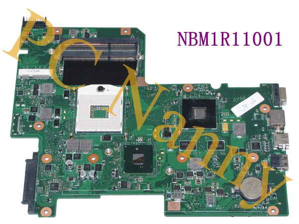 laptop motherboard for acer ASPIRE 7739 NBM1R11001 AIC70 HM55 nvidia N13M-GE5-B-A1 s989 - GOOD motherboard for acer aspire 7339 7739 emachines e729 e729z mbrn60p001 08n1 0nx3g00 aic70 main board 100% tested good