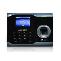 Zksoftware U160 Biometric fingerprint reader Time Attendance Time Clock Recorder WIFI Function +TCP/IP+USB ( Free SDK)