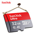 Sandisk Micro SD Card 32GB 98MB/S Memory Card Class10 U1 Microsd SDHC Flash TF Card with Card Reader for Phone Computer