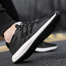 2018 High Quality Men Casual Shoes New Style Male Casual Shoes Spring and Autumn Student Flat Casual Shoes 39-44    5
