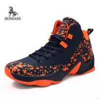 homass Men Basketball Shoes soft Sneakers Mens Breathable Air Cushion Lace Up Shoes jordan retro Shoes Jordan Shoes 39 46