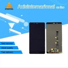 Pour 6.0 «ZTE Nubia Z11 Max NX523J NX535J Axisinternational Lcd écran affichage + écran Tactile digitizer Blanc/Noir livraison gratuite