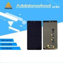 "Para 6.0 ""ZTE Nubia Z11 Max NX523J NX535J Axisinternational pantalla Lcd display + Touch pantalla digitalizador Blanco/Negro envío gratis"