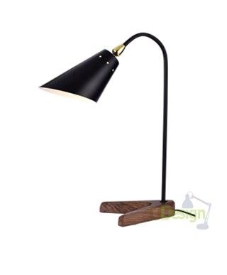 Бесплатная доставка 60133 Европейский новый дизайн деревянный Настольный светильник творческий стиль Кабинет Настольная лампа