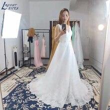 LAYOUT NICEB SHJ539 Beading Sexy Luxury Wedding A-Line