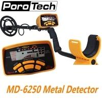 New Arrival MD 6250 pod wykrywacz metali MD6250 Gold Digger poszukiwacz skarbów wykrywacz metali \ MD6150 zaktualizowana wersja w Detektory metali od Bezpieczeństwo i ochrona na