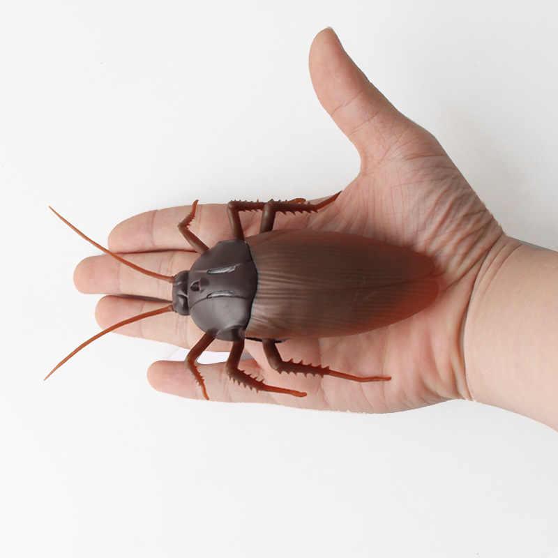 Инфракрасный на дистанционном управлении удаленного Управление животного Kit игрушки для детей взрослых Smart Таракан Паук Ant розыгрыши, шутки радио насекомых для мальчиков цельнокроеное платье