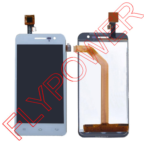 For JIAYU G2F CDMA Version LCD Screen Display with Touch Screen Digitizer Assembly by free shipping; White, 100% Warranty for jiayu s2 lcd screen display with white touch screen digitizer assembly by free shipping 100