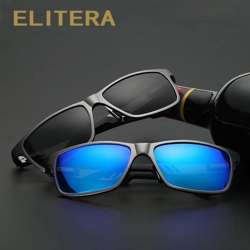 ELITERA Aluminium Polarisierte Sonnenbrille Männer Sport - Bekleidungszubehör - Foto 4