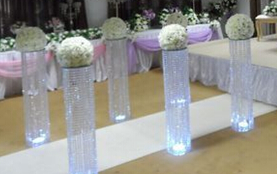 Online Get Cheap Flower Stand for Wedding Decoration Aliexpress