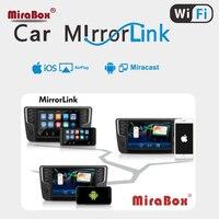 Top Grade Product Car Wifi MiraBox Support 5G 2.4G Dual Band Mirroring Carlift Box DVD GPS player Wifi Mirrorlink Box