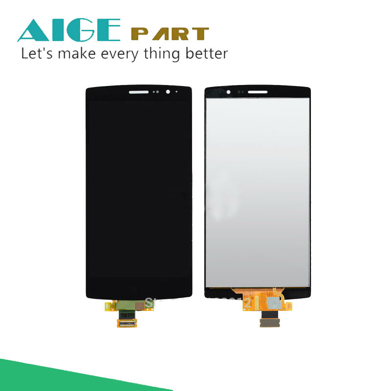 ФОТО Texted 5.0'' Black Full LCD Display + Touch Screen Digitizer Glass Assembly For LG G4c H525N Y90 H522y Free Shipping