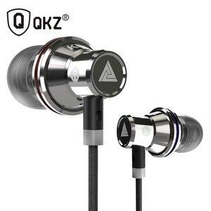 Image 2 - العلامة التجارية الأصلية سماعات QKZ KD3 سماعة عزل الضوضاء في سماعة الأذن سماعة رأس مزودة بميكروفون للهاتف المحمول العالمي ل MP4