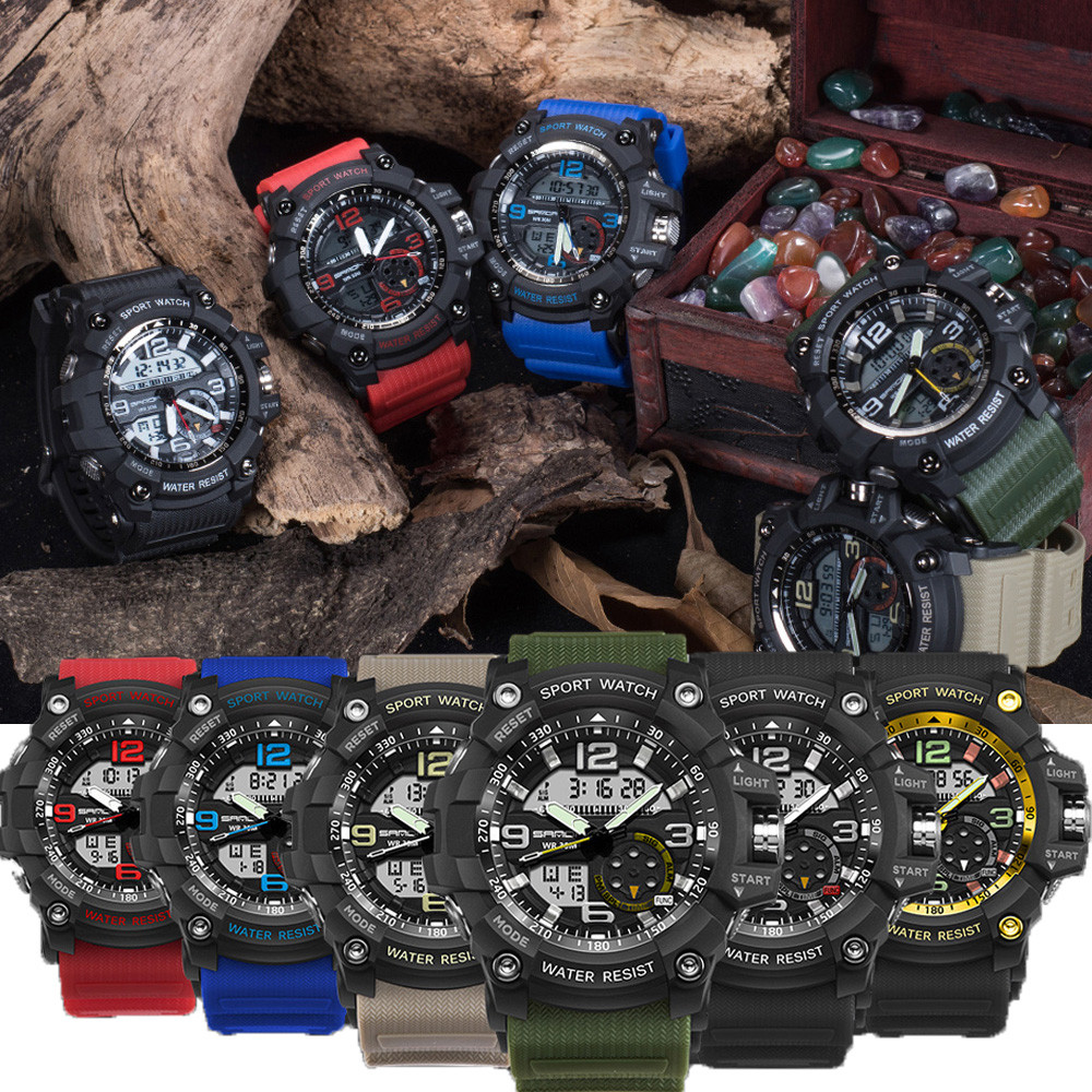 Men's Sport Watches Athletic Watches Outdoor Watches