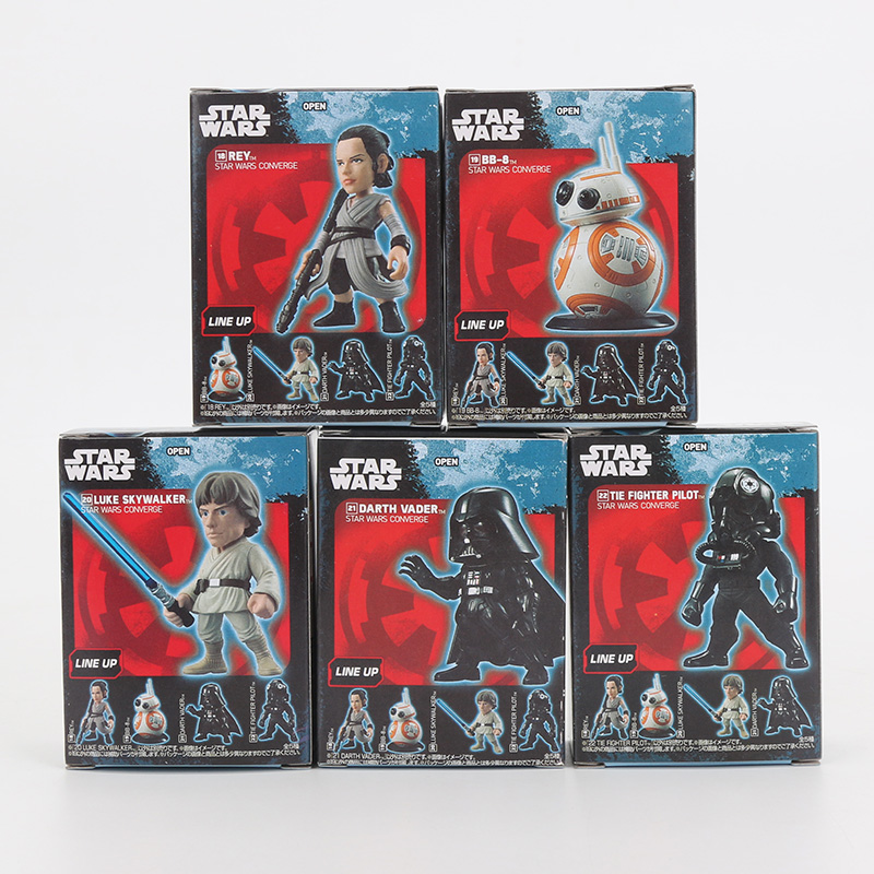 Best Star Wars Figures To Collect Boxes