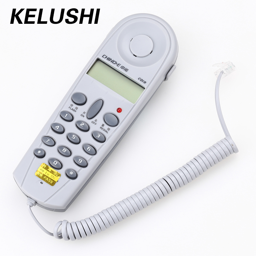 KELUSHI Fiber Tool 1set C019 Telephone Phone Line Network Cable Tester Butt Test Tester Lineman Tool Professional Device