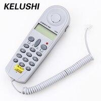 KELUSHI волоконный инструмент, 1 комплект, C019, телефонная линия, сетевой кабель, тестер, стыковый тест, тестер, инструмент Lineman, профессиональное ...