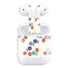 T53 Wi-fi mini music TWS bluetooth earbuds earphones two headset reward diy apply stickers for iPhone 7 plus Samsung Xiaomi