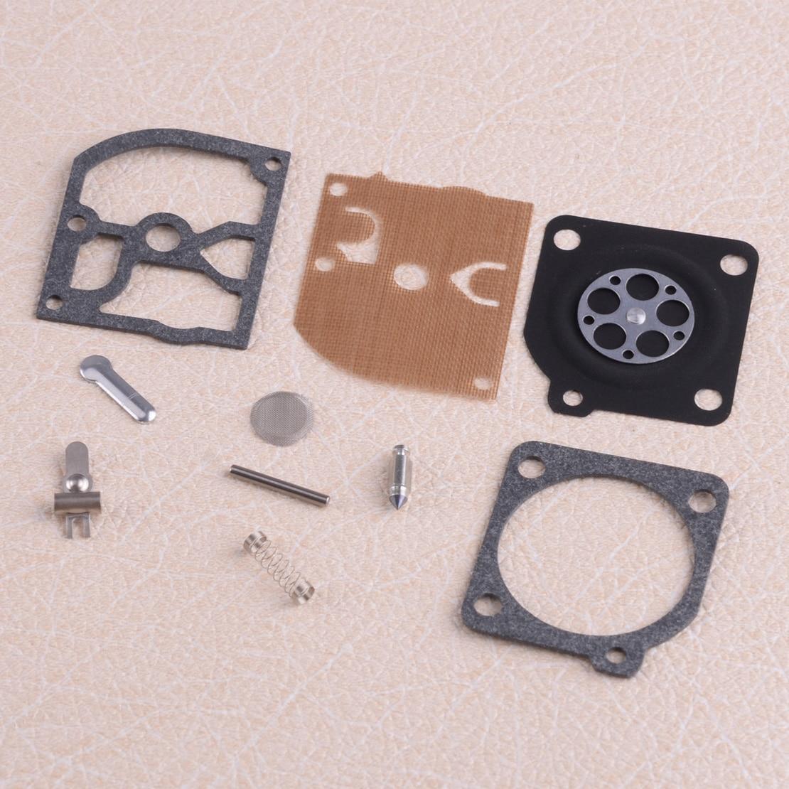 LETAOSK 1Pc RB-119 Carb Carburetor Kit Fit For Dolmar PS 460 500 510 4600 5000 5100 5105 C1Q-DM13 C1Q-DM13A C1Q-DM14