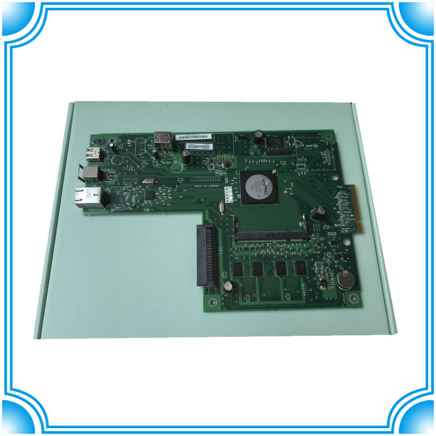 CE859-69001 CE859-69002 Formatter Board  For HP CP3525 CP3525N CP3525DN 3525N CP3525DN logic Main Board MainBoard mother board