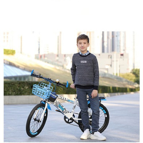 Estudantes do Ensino Mudança de Velocidade de Montanha Médio Bicicleta Juventude Mountain Bike 20-polegada