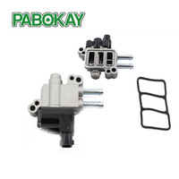 FS IDLE AIR CONTROL VALVE Motor For HONDA ACCORD Odyssey Acura Isuzu Oasis 36460 PAA A01 36460PAAA01 2H1009 AC474