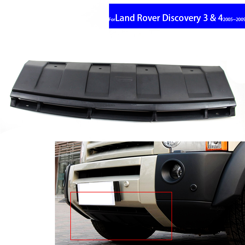 Front Car Bumper Tow Hook Cover Cap for Land Rover Discovery 3 / 4 2005 2006 2007 2008 2009 Tow Hook Cover DPC500123PCL