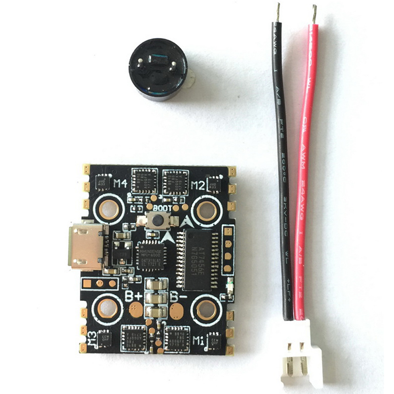 OMNIBUS MINI F3 flight control bulit-in OSD 5A 4-in-1 ESC 5V Boost module for RC Multicopter Quadcopter