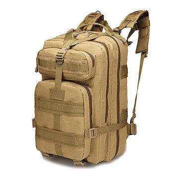 30L Outdoor Camping Turystyka Torba Army Military Tactical Wspinaczka Trekking Przechowywania Plecak Plecak Camo Molle Paczka