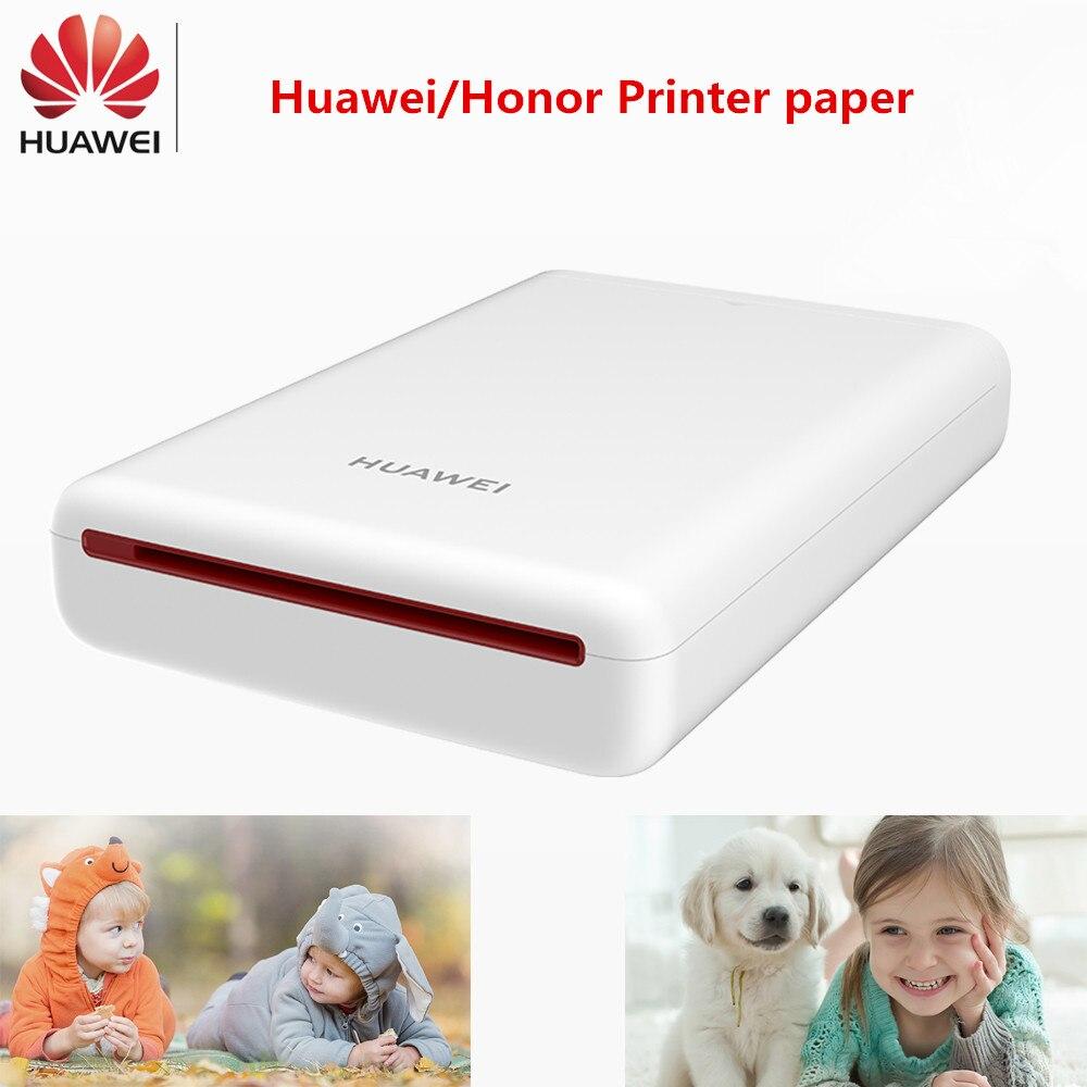 Huawei Photo-Printer Honor Share Mini Portable Original 300dpi DIY Paper Bluetooth 500