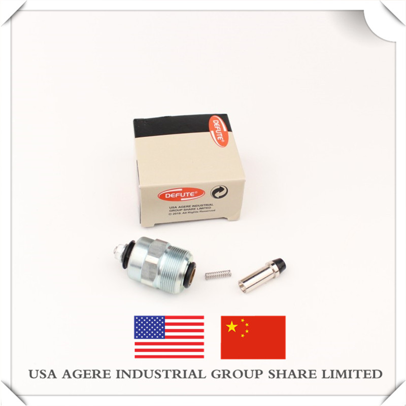 Air-cooled single-zylinder dieselmotor Pinne 186 186F186FA magnetventil diesel generator kraftstoff pumpe magnetventil