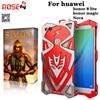 Simon Aluminum Cases For Huawei Nova Shockproof Metal Thor Ironman Protect Cases Huawei Nova Phone Cover