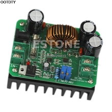 цена на 600W DC 10V-60V to 12V 24V 36V 48V 80V 10A Converter Step-up Module Power Supply
