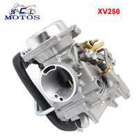 Sclmotos 26mm High Performance Aftermarket Motorcycle Carburetor Carb For Yamaha Virago XV250 Route 66 V star 250