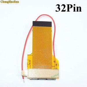 Image 4 - Сменный 32Pin 40 Pin для Gameboy Advance MOD, ЖК кабель задней подсветки ленты для GBA SP, экран с подсветкой 32P 40 P, 1 шт.