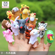 Títeres animales para dejar volar la imaginación de los más pequeños