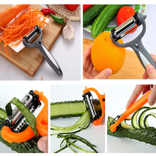 Kitchen Gadgets – Swiss Military Grater Peeler Slicer 3 in 1 Tools Kitchen Accessories