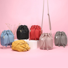 Women Fashion Bucket Shoulder Bag