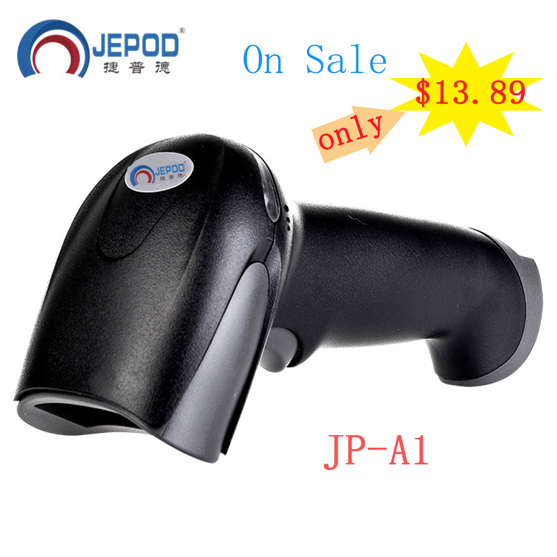 Printer Barcode-Reader Thermal-Receipt-Printer POS On-Sale Supermarket 58mm Ticket XP-58IIH