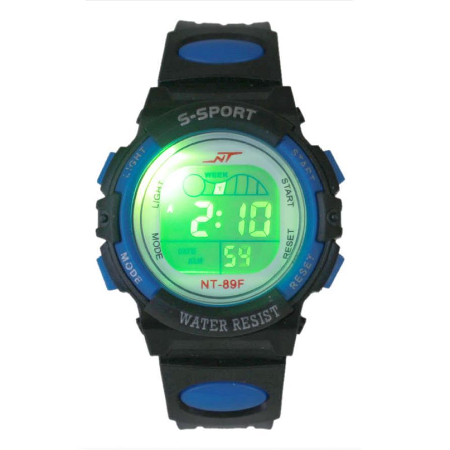 OTOKY LED Light Wrist font b Watch b font Girl Boy Alarm Date Digital Multifunction Sport