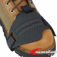 Sock Motorbike-Boot-Cover Protective-Gear Komine Shifter for BK204 Shoe-Boots