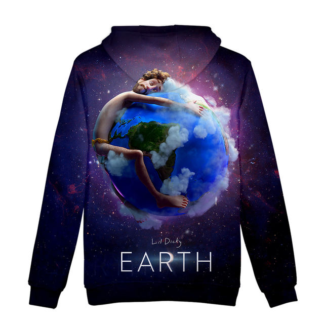 3D LIL DICKY THEMED HOODIE (10 VARIAN)