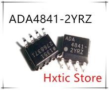 NEW 10PCS/LOT ADA4841-2YRZ ADA4841-2YR ADA4841-2 ADA4841 SOP-8 IC