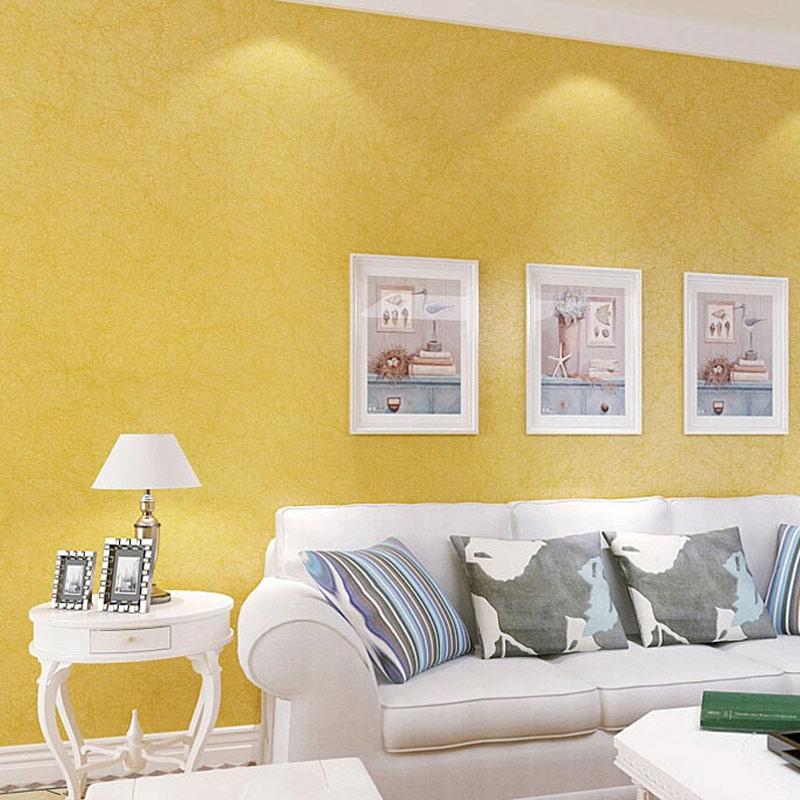 High Grade Silk Fiber Environmentally Friendly Non woven Wallpaper ...