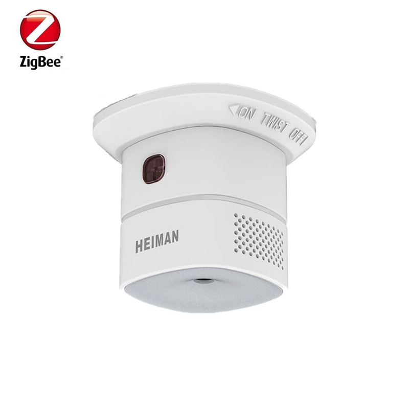 HEIMAN Promotion Price HS1CA-M Latest Zigbee Carbon Monoxide Detector  CO Gas Detector With Zigbee Certificate